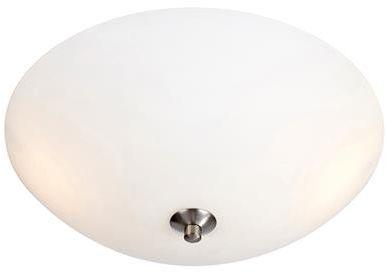 Plafon Polar 107361 Markslojd minimalistyczna oprawa w kolorze białym