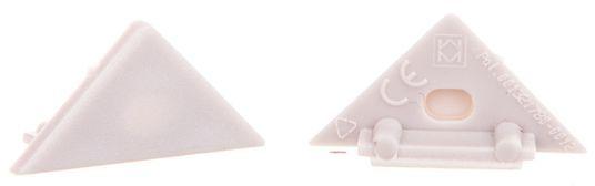 Zaślepka do profili aluminiowych LED STOPPER E 19184