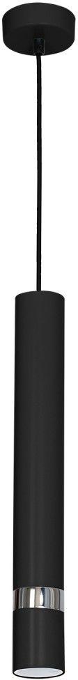 Lampa wisząca Luminex Joker 1 x 8 W GU10 czarna