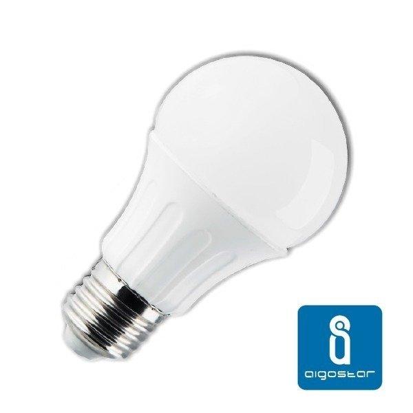 Żarówka LED E27 9W zimna 6400K A60