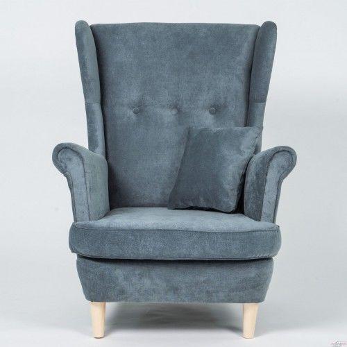 Fotel skandynawski USZAK 2 / kolory do wyboru