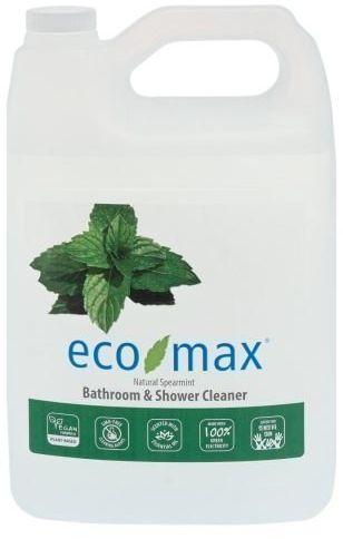 ECO-MAX Płyn do czyszczenia łazienki i kabiny prysznicowej MIĘTA 4L
