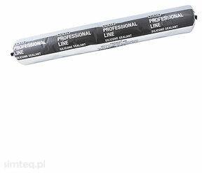 Silikon uniwersalny Wacker 440 brąz sepia/RAL8014 - 600 ml