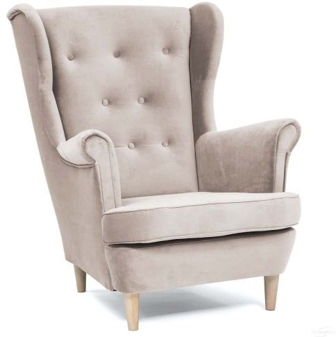 Fotel USZAK 3 w stylu skandynawskim / kolory do wyboru