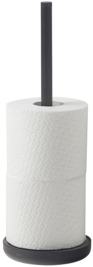 Tiger Urban uchwyt na zapasowy papier toaletowy Wolnostojący Czarny 1315530746