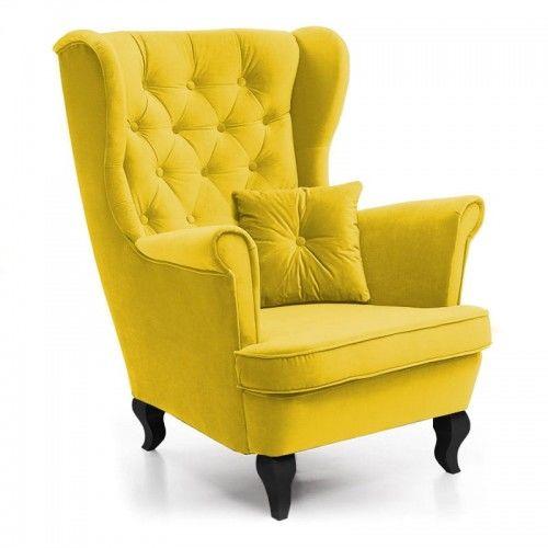 Fotel skandynawski USZAK 4 / kolory do wyboru