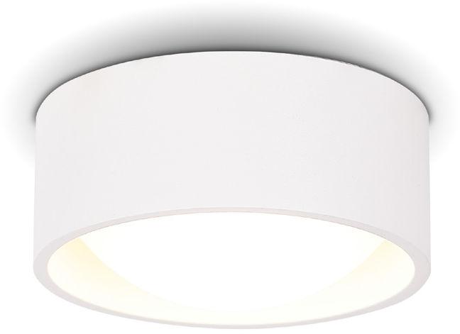 Maxlight Kodak C0134 plafon lampa sufitowa geometryczna prosta metal walec mleczny akryl 1x8W LED 3000K 10cm