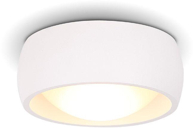 Maxlight Kodak C0135 plafon lampa sufitowa geometryczna prosta metal walec mleczny akryl 1x8W LED 3000K 10,8cm