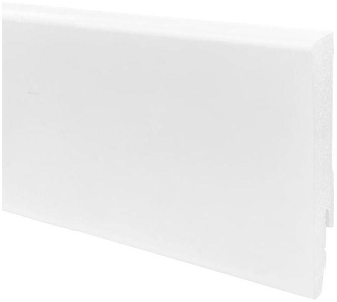 Listwa przypodłogowa pcv Biała 6001 Waterpro 60 mm Home Inspire