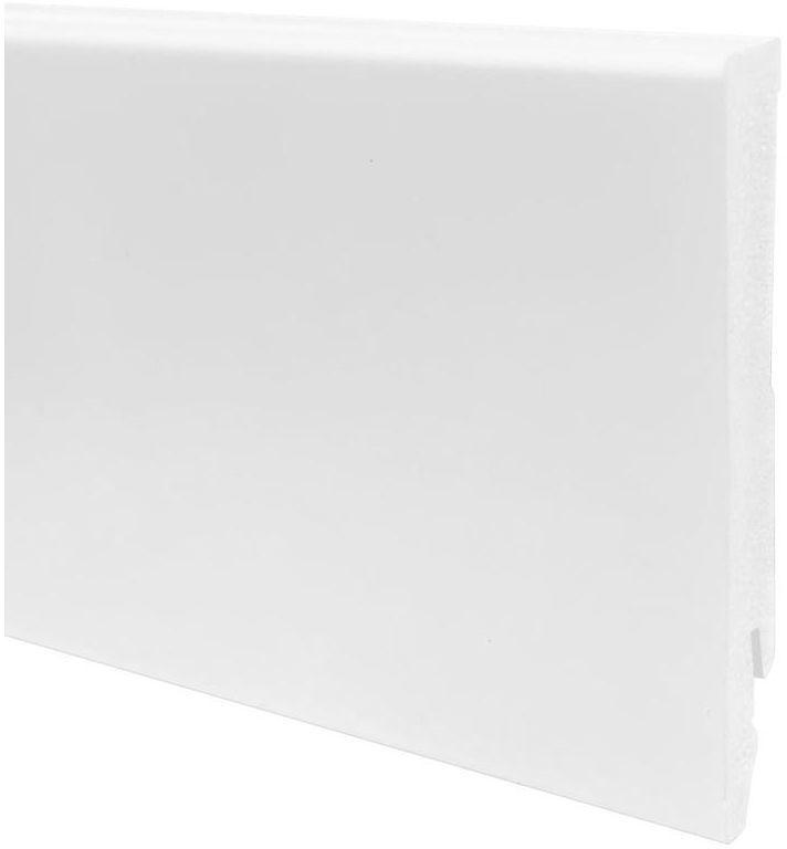 Listwa przypodłogowa pcv Biała 1001 Waterpro 100 mm Home Inspire