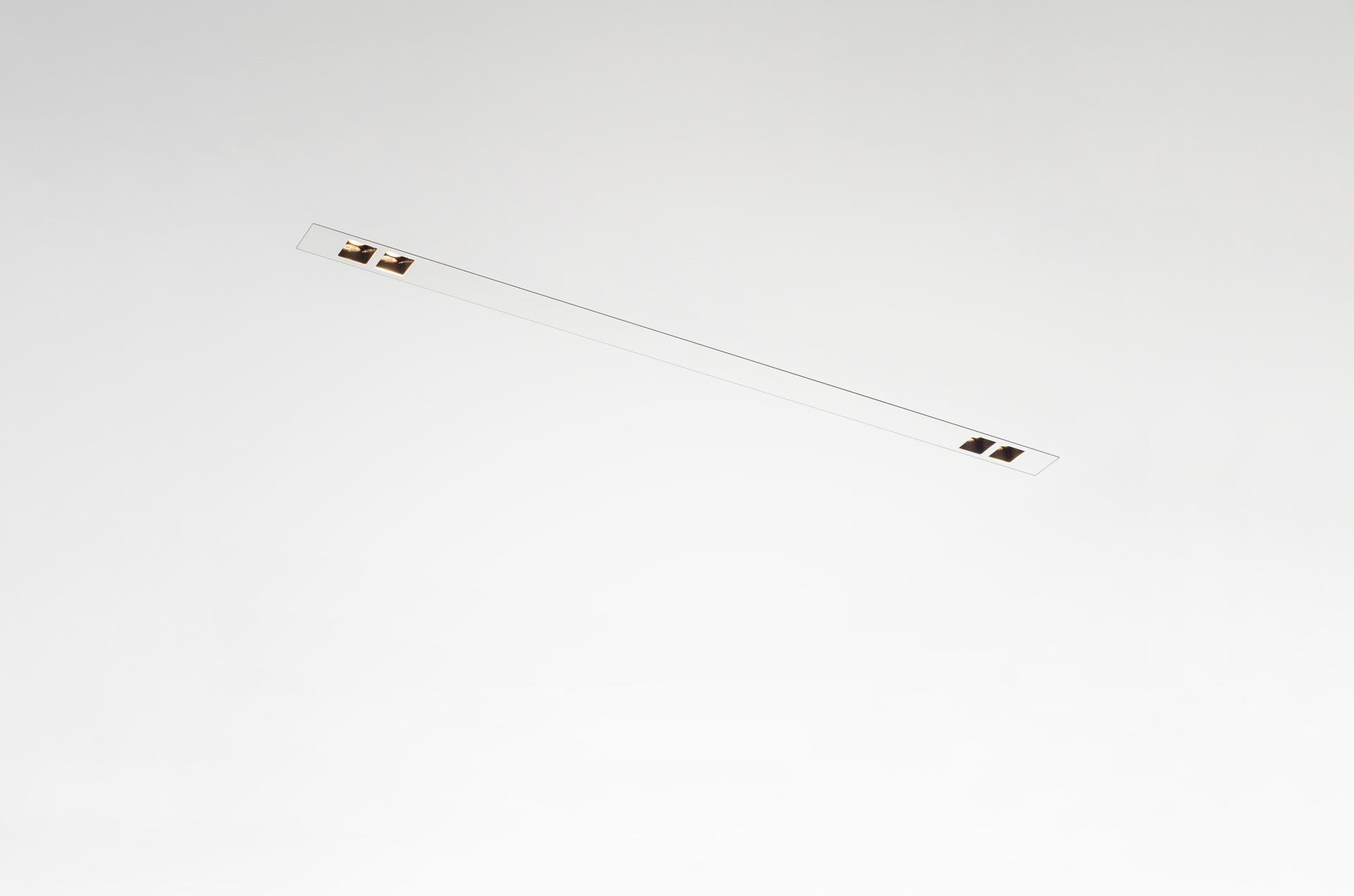 Oprawa wpuszczana Dota Linear WP 3000K LED Labra nowoczesna oprawa sufitowa