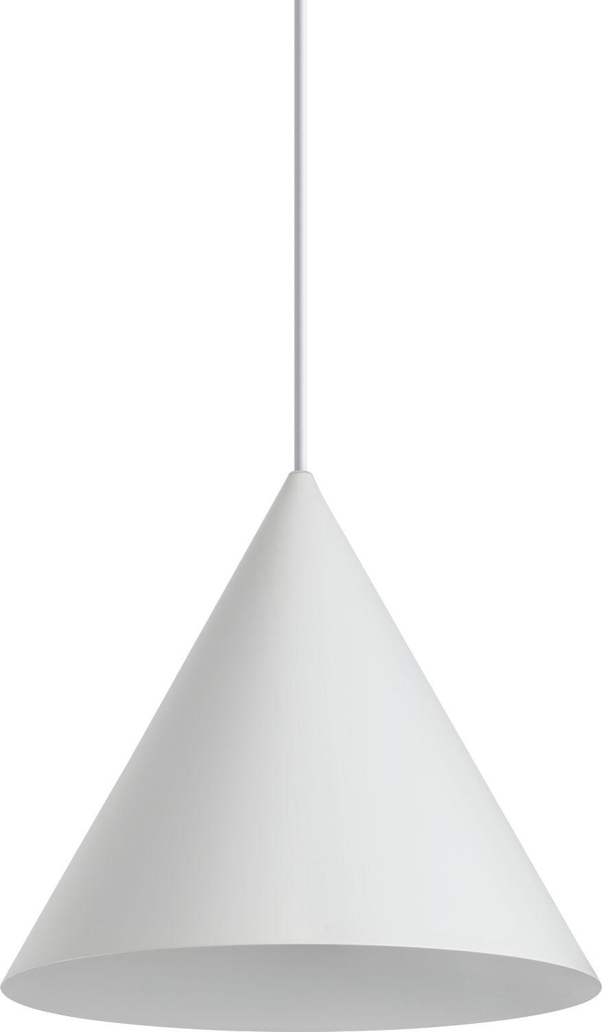 Lampa wisząca A-Line 232720 Ideal Lux pojedyńcza oprawa świetlna w kolorze białym