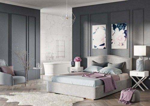 Łóżko Livio