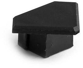 Zaślepka do profilu 45alu - czarna - 24070