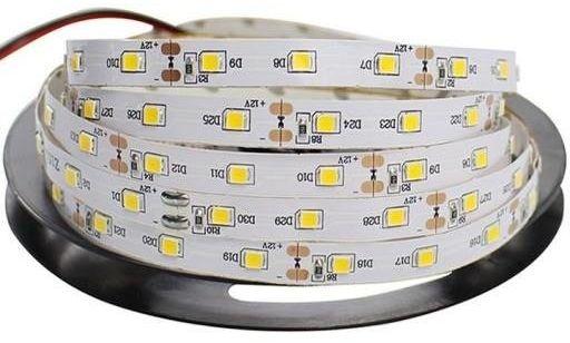 TAŚMA 60 LED 24W. Barwa Zimny Biały. IP20. (5 metrów) EKPL1809