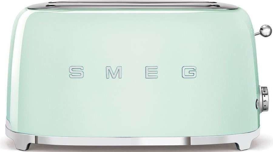 SMEG_Toster TSF02PGEU p.zieleń - Produkt na zamówienie ( TERMIN REALIZACJI 4- 6 TYGODNI ) -(22)8777777- Zadzwoń - Darmowa dostawa- Autoryzowany Partner marki SMEG