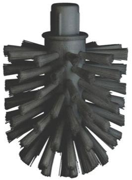 Główka do szczotki wc 80.009 (czarna) do 07.432, 07.434