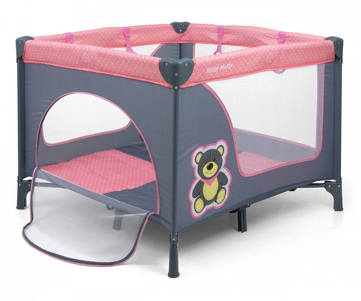 Milly Mally Kojec Fun Pink Bear
