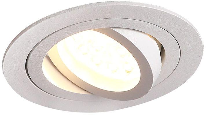 Oczko Stropowe Signal I H0084 MAXlight nowoczesna oprawa podtynkowa w kolorze białym