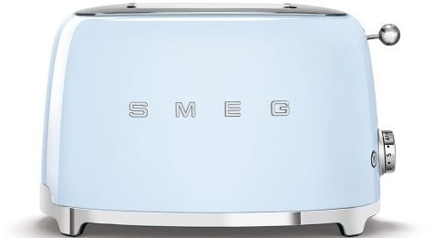 Toster na 2 kromki SMEG błękitny