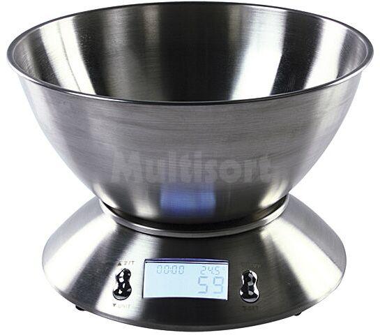 Elektroniczna waga kuchenna KÖNIG KS32 do 5kg