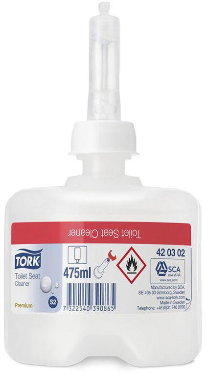 Płyn mini Tork Premium do czyszczenia deski sedesowej 475 ml