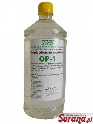 OP-1 płyn do odświeżania powietrza 1L, zapach róża