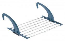Suszarka na Grzejnik Balkon Pranie do Ubrań Bielizny Meliconi 33,5x51,5 cm