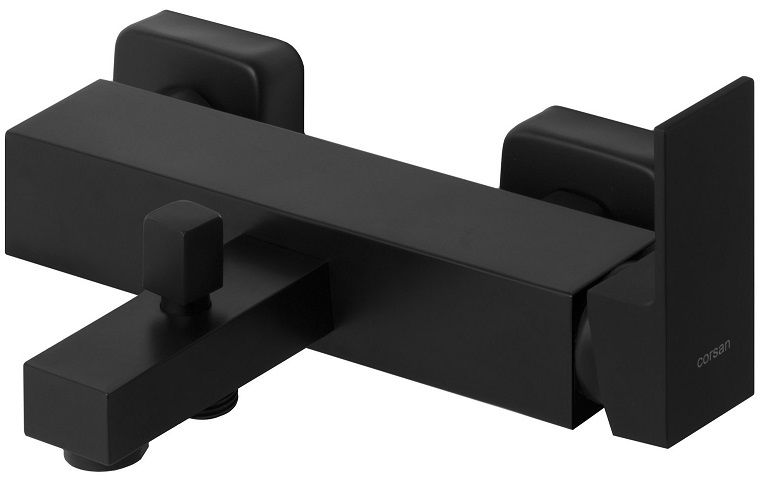 Corsan Ango bateria wannowa czarny półmat CMB3025BL
