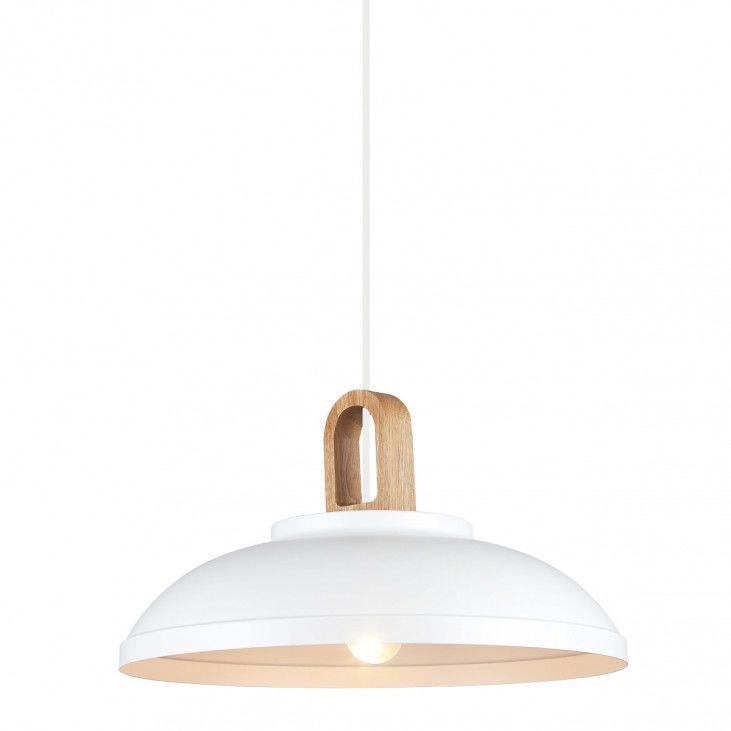 Lampa wisząca nowoczesna kuchenna Danito MDM3153/1L W biała lampa wisząca Italux