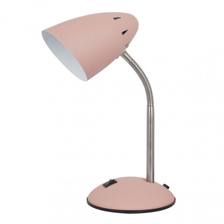 Lampa biurkowa Cosmic MT-HN2013-PINK+S.NICK różowa lampka na biurko