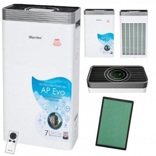 Oczyszczacz powietrza Warmtec AP Evo do 50m2