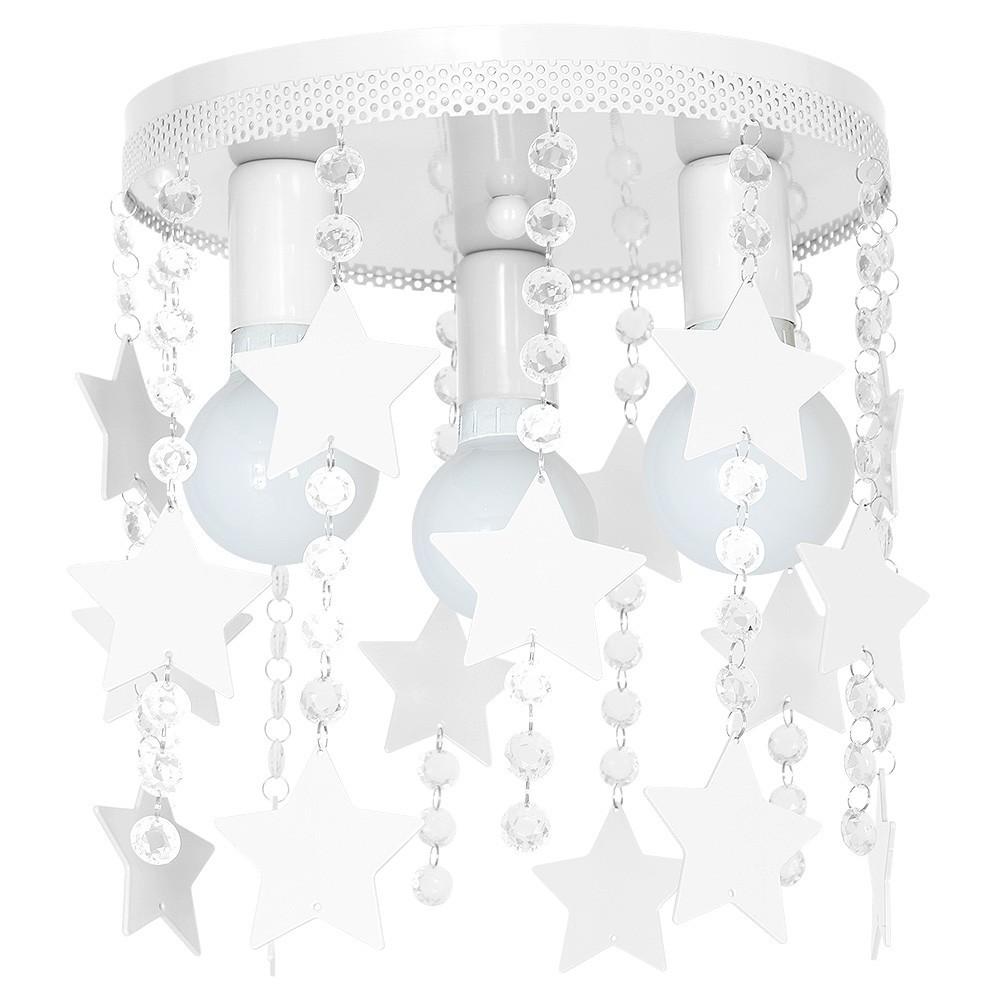 Lampa sufitowa STAR biała MLP1127 - Milagro Do -17% rabatu w koszyku i darmowa dostawa od 299zł !