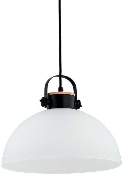 Lampa sufitowa BOLO I biały śr. 30cm