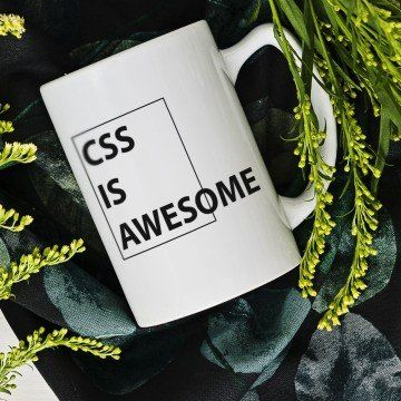 CSS is awesome - Kubek