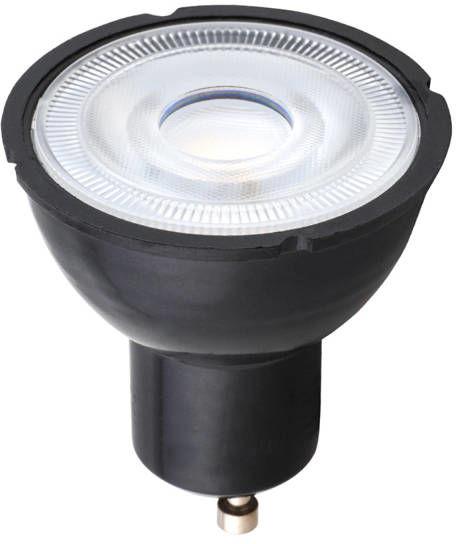 8348 REFLECTOR LED 7W, 3000K, GU10 ,R50, ANGLE 36, BLACK, 8348