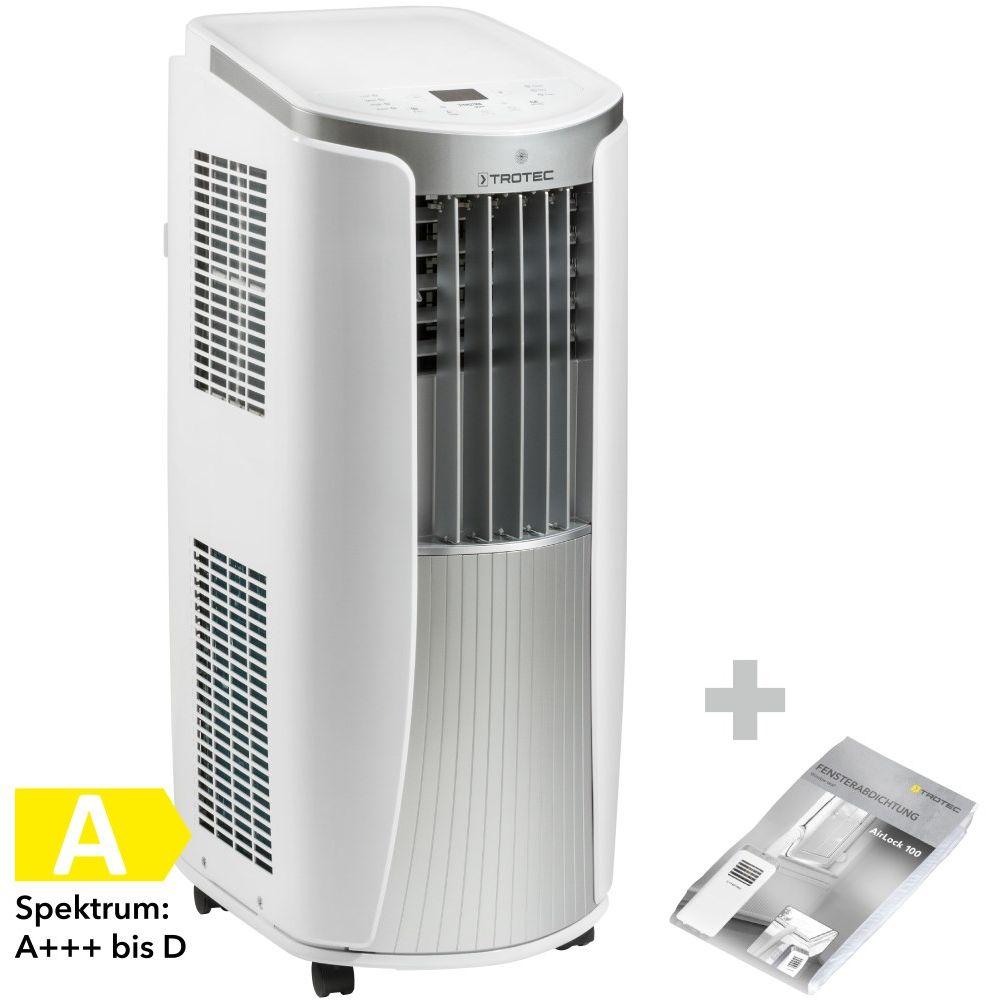 Klimatyzator przenośny PAC 2610 E + AirLock 100