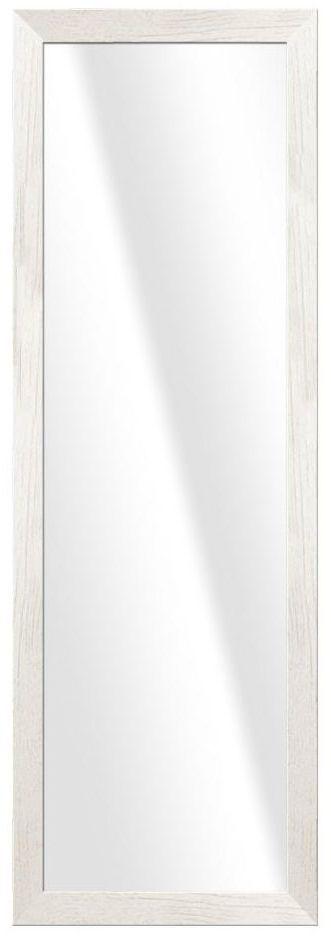 Lustro Lahti białe 40 x 120 cm