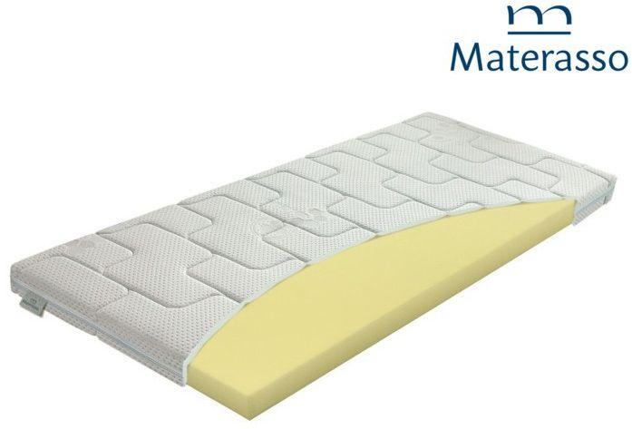 MATERASSO TOP THERMO - materac nawierzchniowy, piankowy, Rozmiar - 160x200 NAJLEPSZA CENA, DARMOWA DOSTAWA