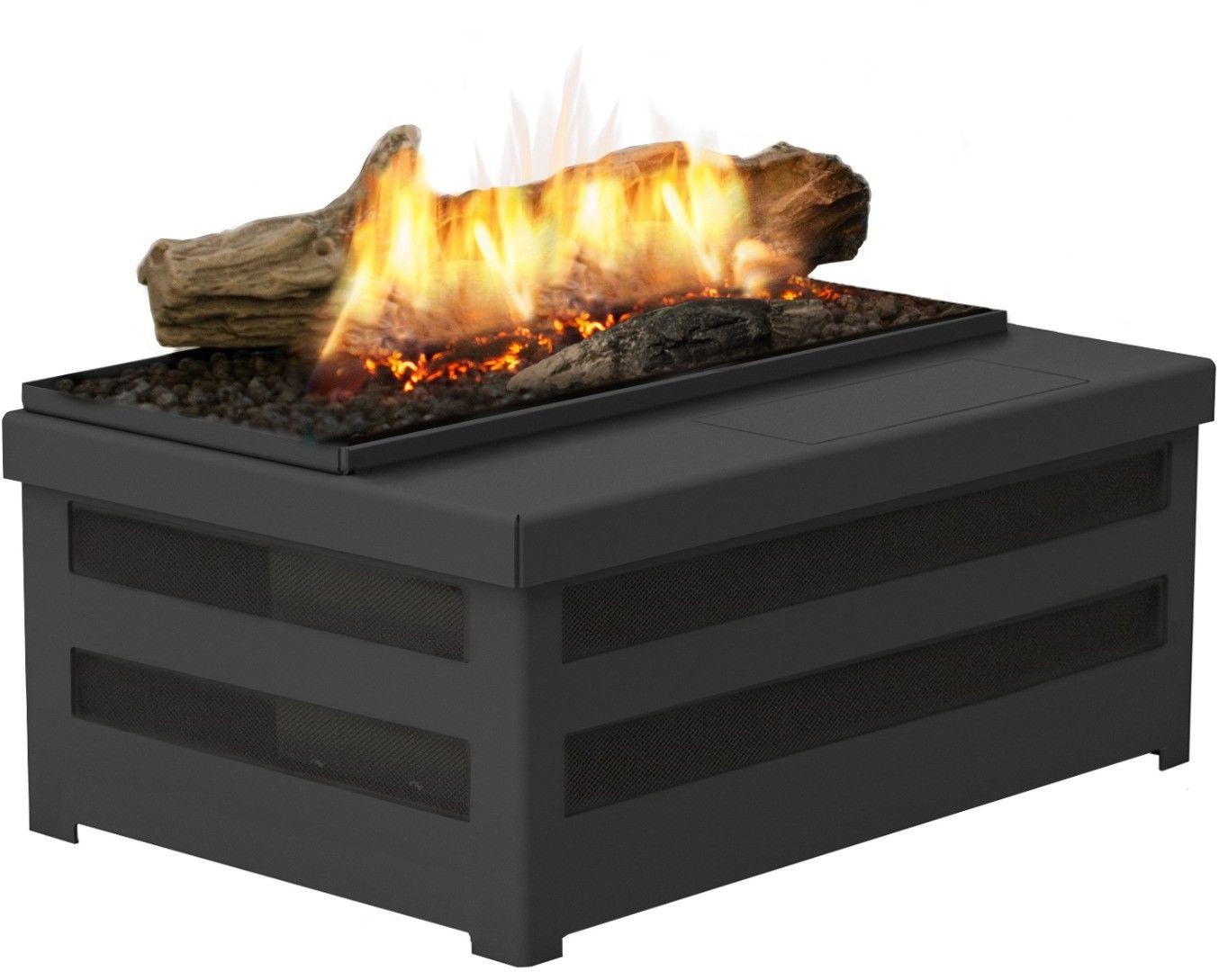 Biokominek Planika Basket Fire Logs Mini --- OFICJALNY SKLEP Planika