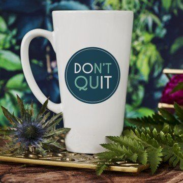 Don''t quit, do it - kubek