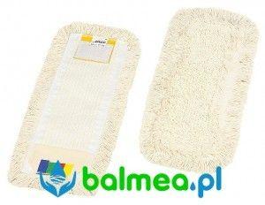 Mop płaski do dezynfekcji z tasiemką Splast MOP-0018 50 cm