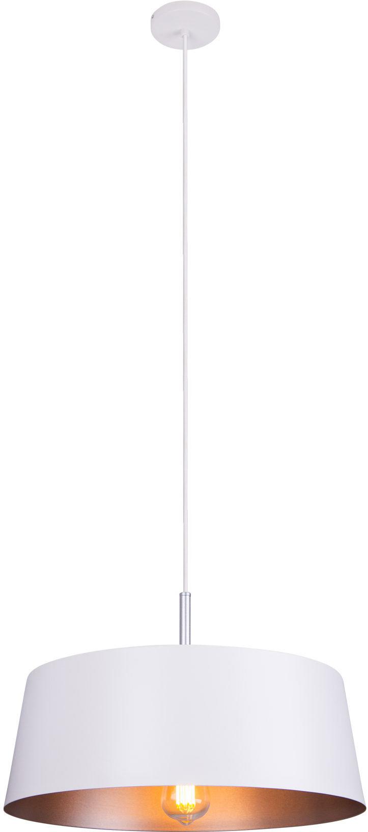 Lampa wisząca TALLIN P0402 Maxlight biało-złota oprawa w stylu nowoczesnym