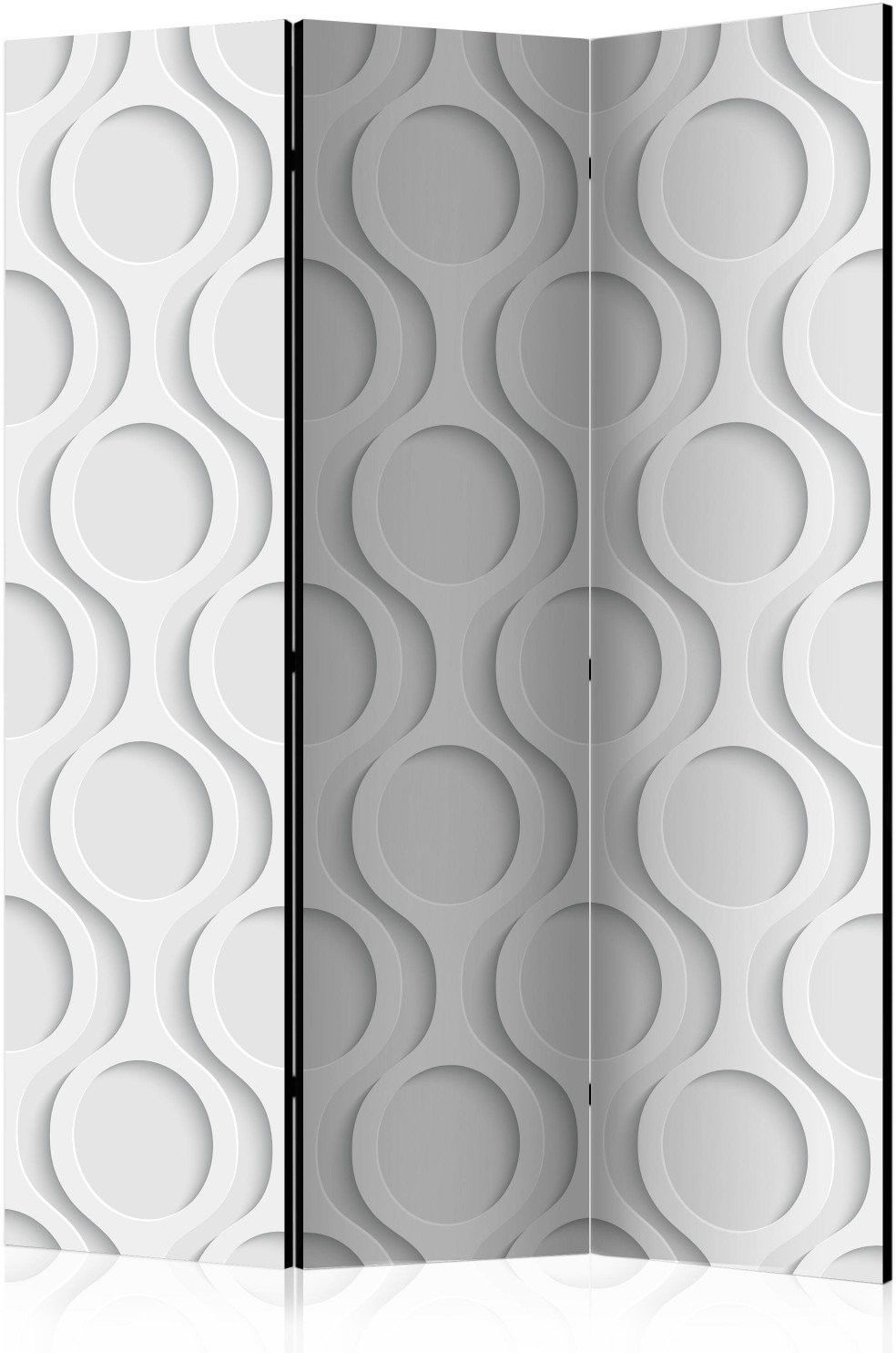Parawan 3-częściowy - łańcuchy [room dividers]