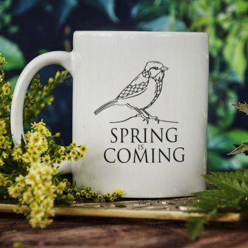Spring is Coming - Kubek