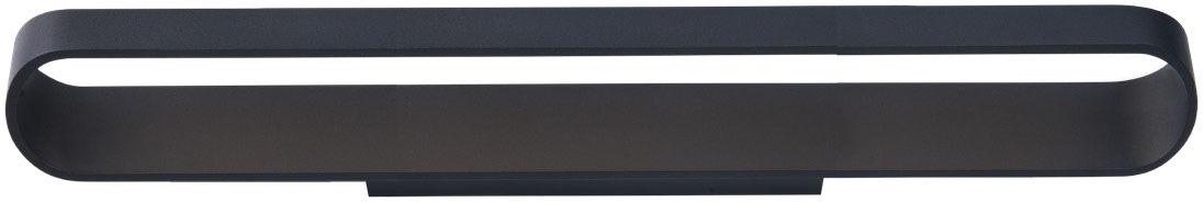 Kinkiet ZAFIRA W0279 Maxlight nowoczesna oprawa w kolorze czarnym