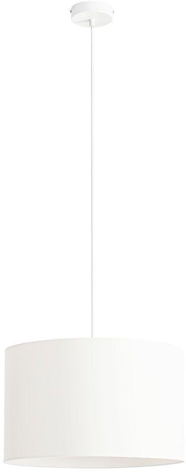 Lampa wisząca Barilla biała z abażurem 1089G - Aldex // Rabaty w koszyku i darmowa dostawa od 299zł !