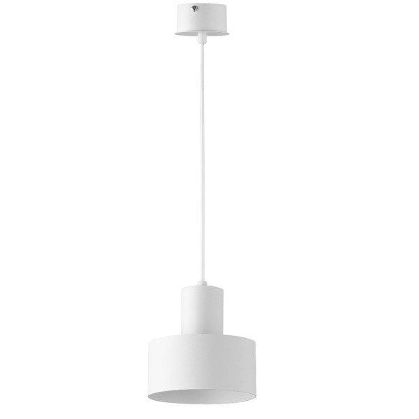 Lampa wisząca RIF biała 15cm
