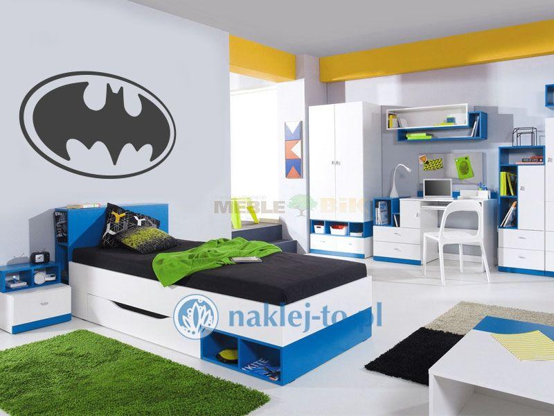 naklejka Batman naklejka na ścianę