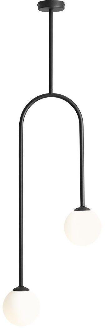 Lampa sufitowa Nave czarna kule 1088PL/H1 - Aldex // Rabaty w koszyku i darmowa dostawa od 299zł !